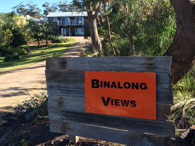 Binalong Views - make your self at home