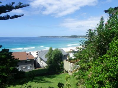 Mollymook Panoramic Beach Views
