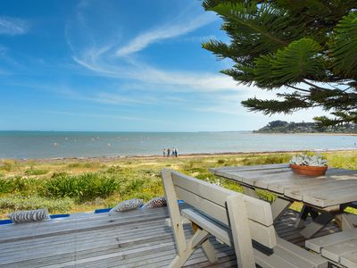 Balnarring Beach House - Right on the beach