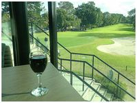 Golf Club across the Road - Bistro Lunches & Dinners with a spectacular view!