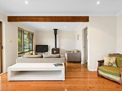 Open Plan Living with Views of the Bush & Bay