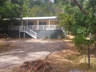 Three Bedroom Cottage in Halls Gap in a Bush Setting