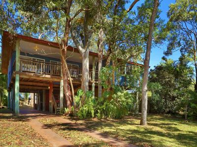Surf Treehouse Wooloweyah