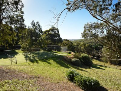 Misty Valley - Set on small acreage with expansive rural views and tennis court