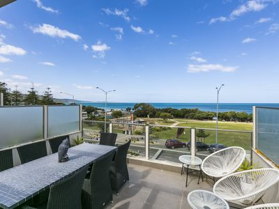 WATERFRONT THREE- In the heart of Lorne