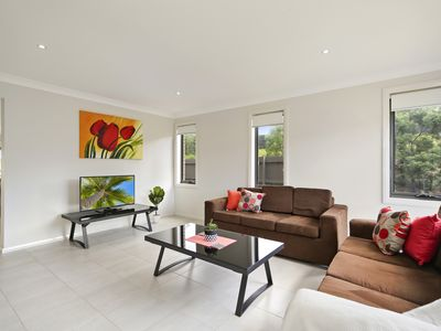 Spacious and Comfortable Living Areas