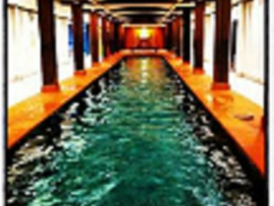 INDOOR HEATED LAP POOL