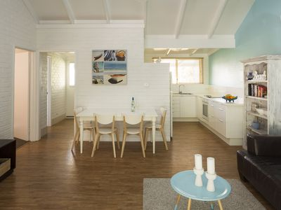 2 Bedroom Beach Villa , fully renovated in the classic 'beach house' style