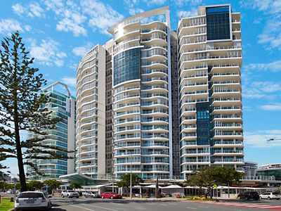 Reflections Tower 2 Unit 304 - Beachfront, views, and a great location