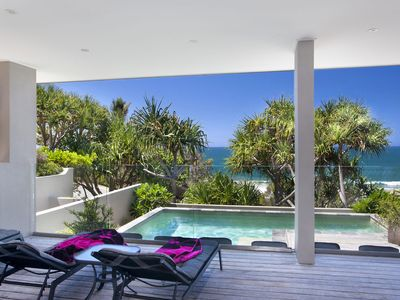 BEACH HOUSE NOOSA - Seaview Terrace