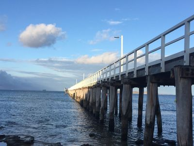 Point Lonsdale jetty