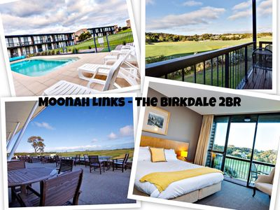 The Birkdale Newly Renovated Absolute Golf Frontage Luxury 2 Bedroom 2 Bathroom