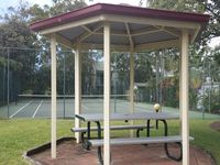 Resort style extras ,Pool ,Tennis Court ,BBQ area