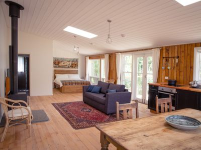 Shearing Shed farm stay