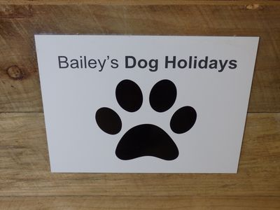 Bailey's Dog Friendly Holidays