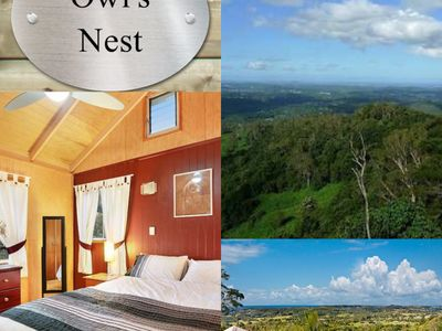 Owl's Nest cottage is a perfect getaway from the everyday.