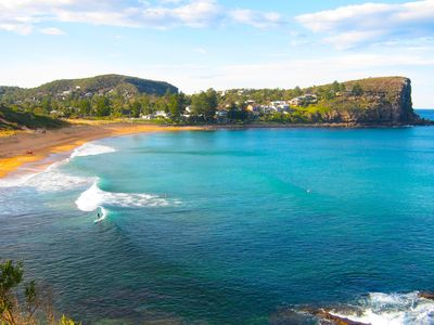 Stunning Avalon Beach - directly across the road from