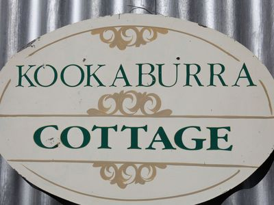 Welcome to Kookaburra Cottage