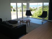 Anglesea Beach House view from lounge window
