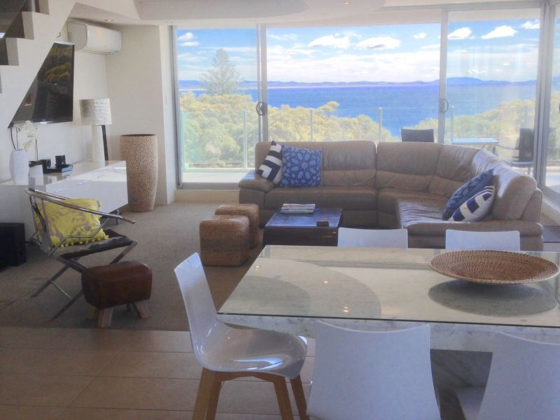 ocean view penthouse apartment a forster apartment stayz