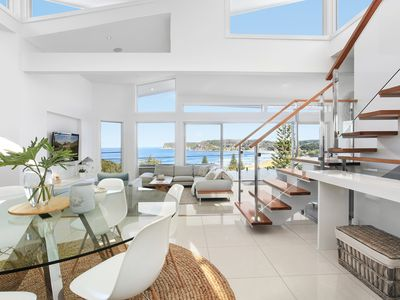 Amazing property with ocean views
