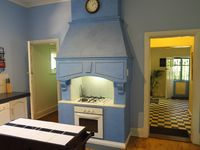 Cook up a banquet in the spacious kitchen