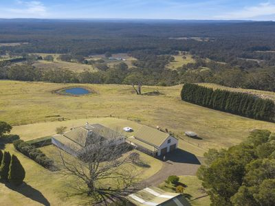 Cloudhill - magnificent rural views to Sydney