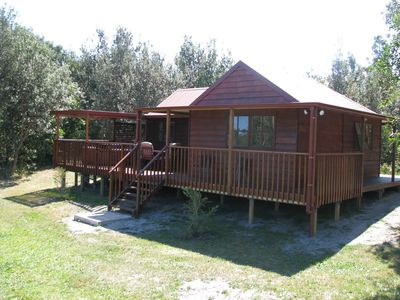 Fully equipped -rustic style- luxury cottages