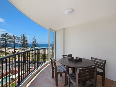 Calypso Towers  501 - Coolangatta Beachfront