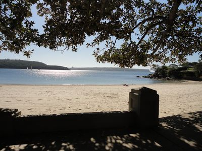 Balmoral Beach - a short walk