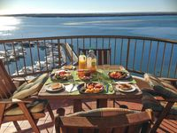 Breakfast Anyone? North Easterly Views