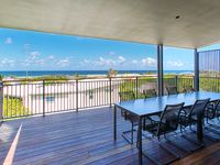 Panoramic Ocean Views off the Living Area