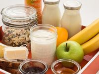 Continental Breakfast Food Hamper - available for purchase