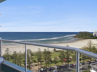 Ocean Plaza 1577 - Beachfront Central Coolangatta