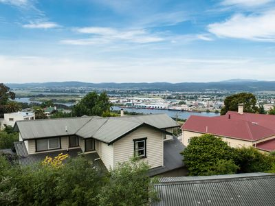 View over Tamar