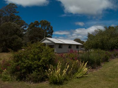 Engadine Cottage set in a beautiful rural landscape