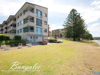 Soldiers Point Road, 41, Unit 5, Bangalee