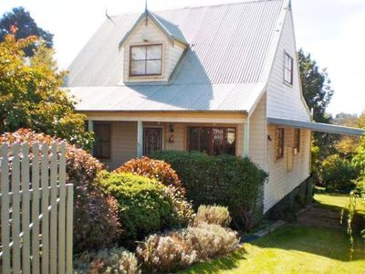 Front of Blossom Cottage