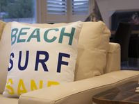 Enjoy the surf whilst you stay
