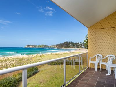 Retreat Beside The Beach - Unit Four