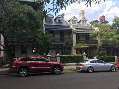kirribilli terrace street view