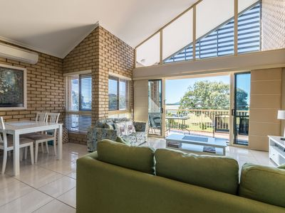 River Front Views Cotton Tree  Unit 6 The Gables