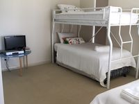 Kids room One single Bunk, One trundle bed & one double bed