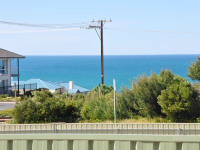 rosetta beach cottage - with views to the sea