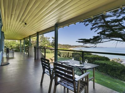 CLASSIC CLIFFTOP CHARMER - MOUNT ELIZA