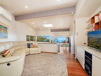 Living space with amazing views