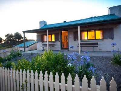 Enjoy the charm of this century old, early settlers cottage.