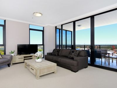 Australia Towers Floor 17 Unit 17.03 - 3 bedrooms Olympic Park view