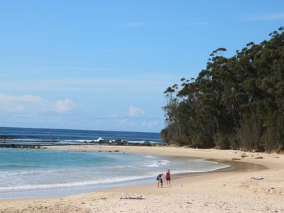 Our Famous Mollymook Beach
