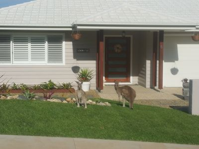 Sea Breeze Safety Beach B & B Welcoming Committee
